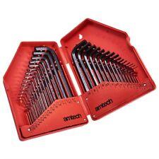 CLEARANCE L0750 6 PCE T-HANDLE TORX KEY SET T10 15 20 25 30 40 DOUBLE DRIVE END