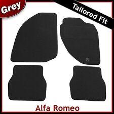 Alfa Romeo 166 2.5 & 3.0 1998 1999 ... 2007 Tailored Fitted Carpet Car Mats GREY