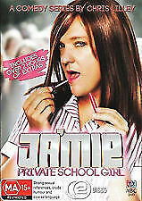 JA'MIE - PRIVATE SCHOOL GIRL (DVD, 2-DISC SET) R-4, LIKE NEW, FREE POST AUS-WIDE
