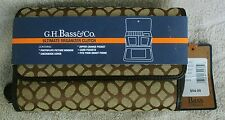 G.H.Bass & Co. Ultimate Organizer Clutch For Women ~ NEW