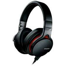 SONY-MDR-1ADAC B High-Resolution Over Head Headphones / FREE-SHIPPING