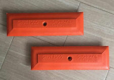 """Shutsco 18"""" Snow Rake Commercial Grade Snow Broom replacement heads 2 pack"""
