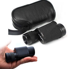Monocular 8x30 Telescope Night Vision Mini Military Hunting with Leather Storage
