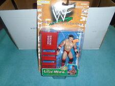 Jakks WWE WWF Mattel Figure NEW Live Wire Ken Shamrock UFC