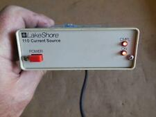 LAKE SHORE CRYOTRONICS Model 110 Current Source CS 110 90-125V:0.2A