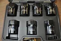 SPX OTC (4542 ) 7 Pcs Wheel Bearing Locknut Socket Set
