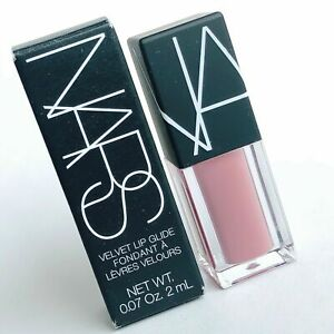 NARS Velvet Lip Glide 0.07oz / 2ml Travel Size NIB Choose color