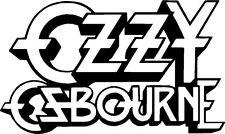 OZZY OSBOURNE Decal Sticker Free Shipping