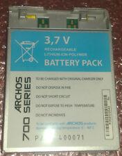 Batterie Archos AV700 mobile DVR 100 go