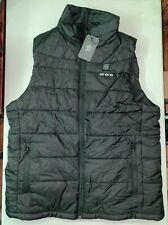 ORORO Men's Lightweight Heated Vest with Battery Pack Large