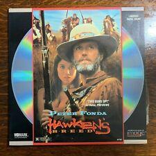 Laser Disc ~ Hawken's Breed ~ Peter Fonda