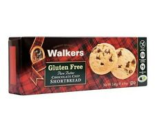 S43306-6 Pack GLUTEN FREE SHORTBREAD CHOCOLATE CHIP WALKERS