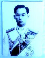 Bild picture König King Bhumibol Adulyadej RAMA IX Thailand 26x19 cm  (6