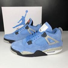 "Air Jordan Retro 4 ""University Blue"" CT8527-400 UNC Size 9.5 *In Hand 4/28* 🔥"