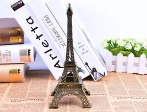 Paris Tower Decoration Figurine Statue Home Decor For Office Wedding Car Vehicle