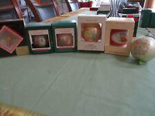 Vintage Hallmark group of 6 Betsey Clark Ornaments