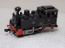 N SCALE Fleischmann 0-4-0 Mafia 700 Steam Engine No BOX RUNS GREAT