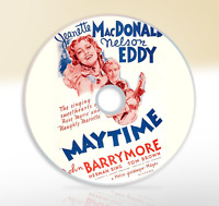 Maytime (1937) DVD Classic Musical Film / Movie Jeanette MacDonald Nelson Eddy