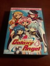 Galaxy Angel - The Complete Collection (DVD, 2006, 6-Disc Set)