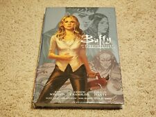 Dark Horse - Buffy Tvs Season 9 Library Edition Vol. 1 Hc - Sealed & Oop - Rare!