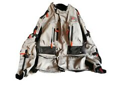BKS Textile Mens Motorcycle Jacket (Motorbike Biker Rider Tourer Adventure...