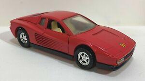 99084 MATCHBOX Super Kings n. K149 - Ferrari Testarossa 1988