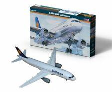 Airbus A-320-200 airliner Lufthansa / Qantas decals, plastic model kit 1/125