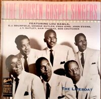 The Chosen Gospel Singers - The Lifeboat. 1992 CD LOU RAWLS. Nr Mint.