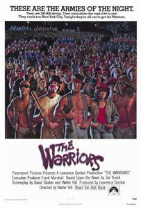 The Warriors Movie POSTER 27 x 40 Michael Beck, James Remar, A