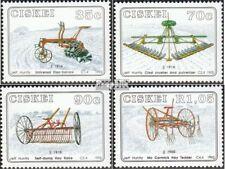 Zuid-Afrika - Ciskei 220-223 (compleet.Kwestie.) First Day Cover 1992 Landbouw A