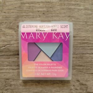 Mary Kay Eye Color Palette GLISTENING HORIZON 099235 ~ New