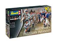 Revell - Seven Years War (Austrian & Prussia Infantry) - 1:72