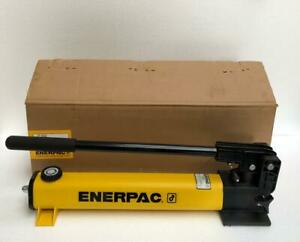 Enerpac P392 Two-Speed Hydraulic Hand Pump 700 Bar/ 10,000 PSI AA