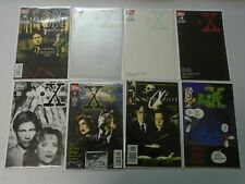 X-Files lot 40 different from #0-40 + Specials 8.0 VF (1996-98 Topps)