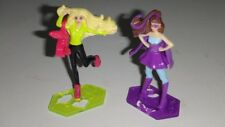 Π-huevo barbie 2 figuras sporty Gym sd578 y Super Hero Brunette sd586+ bpz