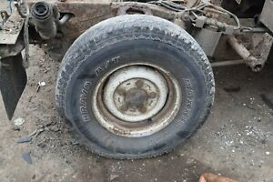 "1998 LAND ROVER DEFENDER 90 TD5 16"" WHEEL W/ 235/85/16 TYRE"