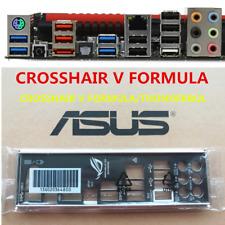 original ASUS new I/O IO Shield BLENDE CROSSHAIR V FORMULA backplate  #G7363 XH