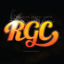 "RETRIBUTION GOSPEL CHOIR Revolution EP US vinyl 7"" + MP3 UNPLAYED Alan Sparhawk"