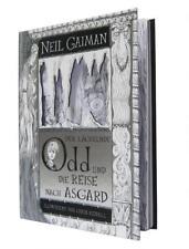 Der lächelnde Odd und die Reise nach Asgard von Neil Gaiman (2017, Gebundene Ausgabe)
