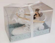 Wedding Bride and Groom Couple Cake topper Figurine Centerpiece
