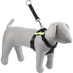 Pet Face Kumfi Safety Car Dog Harness Puppy Multi Functional Adjustable Black