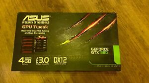 Asus GeFroce GTX 980 Founders Edition box