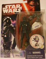 Star Wars the Force Awakens 1st Order Tie Fighter Pilot 4 inch action figure New