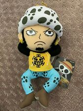 "One Piece Law 10"" Plush New So Slick FREE SHIPPING!"