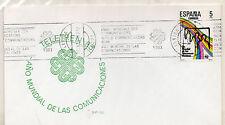 España Año Mundial de las Comunicaciones 1983 (CE-933)