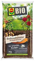 COMPO BIO Bodenaktivator für Rasen & Garten, 10 kg