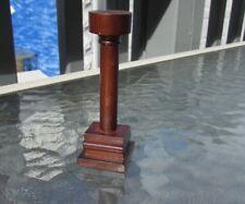 Dollhouse Furniture Pillar Stand Victorian Wood Fantastic Fine Minis Bespaq