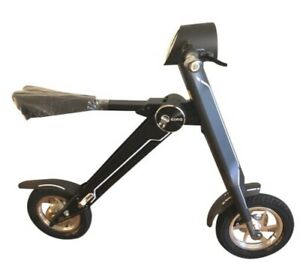 Fully Electric Smart Foldable Bike, Fully Assembled, 20-25mph