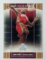 2004-05 Fleer Skybox Fresh Ink LeBron James #28, Cleveland Cavaliers