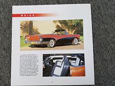 1957 BUICK SERIES 70 ROADMASTER CONVERTIBLE MAGAZINE ADVERTISEMENT PRINT AD